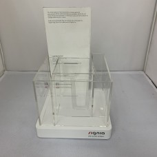 Leaflet holder